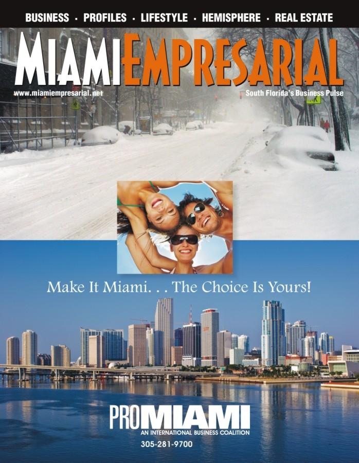 Miami Empresarial promo 2013
