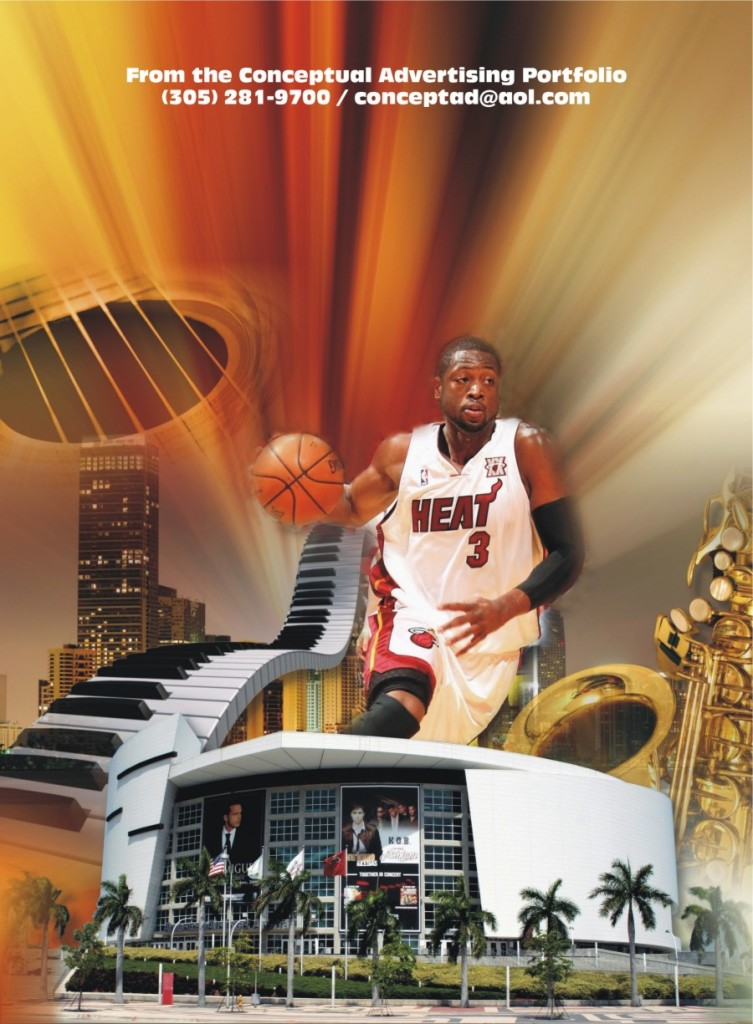 front cover miami heat w