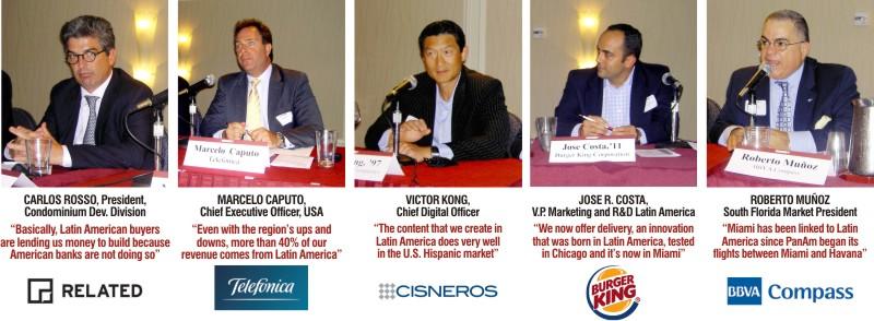 5 panelists
