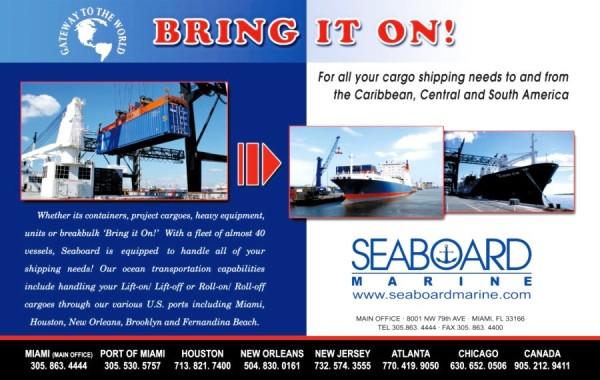 Seaboard Ad 2013