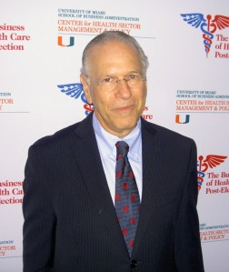 Steven Ullmann, director of the Center for Health Sector Management and Policy at UM