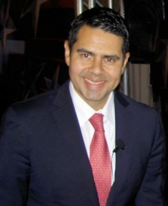 Cesar Conde appointed EVP at NBCUniversal. Photo Arquimedes Trujillo
