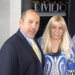 Manny Sarmiento and Carmen Lopez