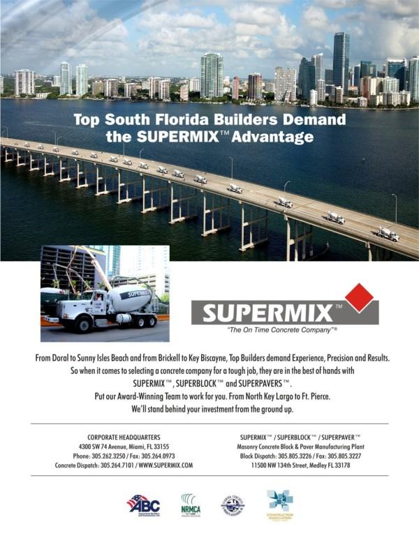 Supermix ad 2015