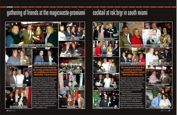 pg 14-15 - ProMiami MagicWaste event w.jpg