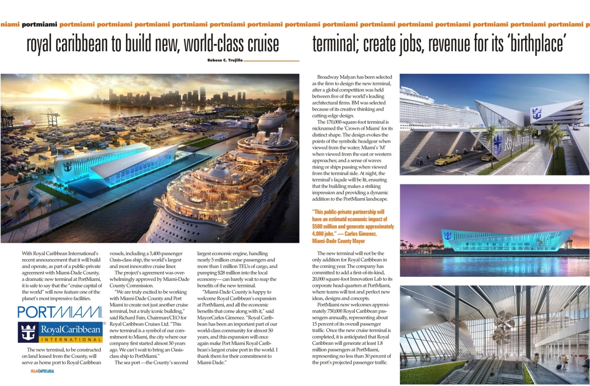 pg 22-23 - royal caribbean port w