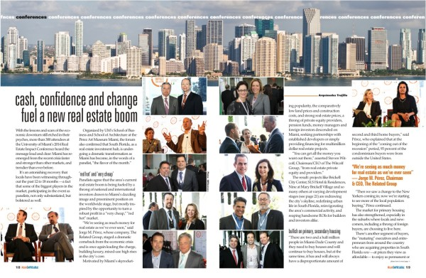 pg 18-19 - conferences - um real estate 2014