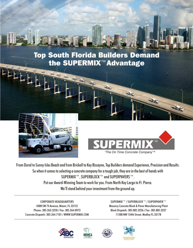 Central Concrete Supermix