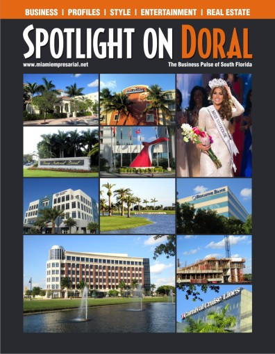spotlight on doral 2014 Cove v2r