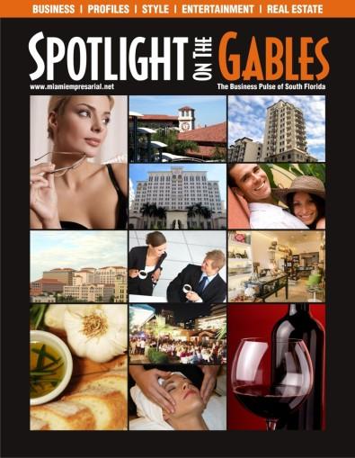spotlight on gables 2015 Cover w