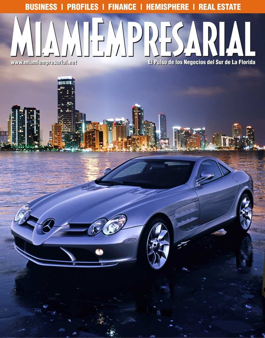 Miami Empresarial Mercedes Cover w